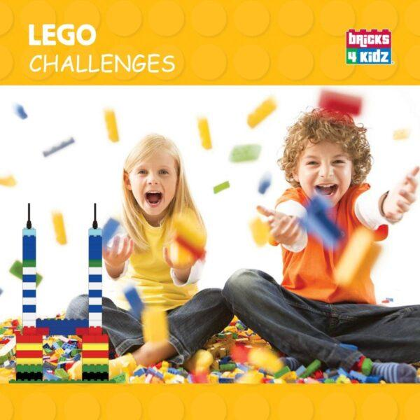 creativity with lego challenges