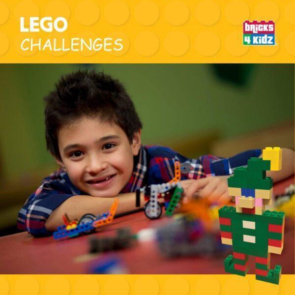 boy lego challenges