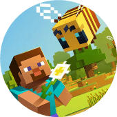 Minecraft icon landing trial-8