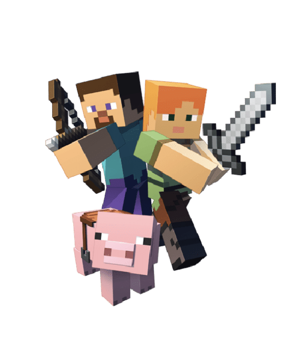 Copy of thank you minecraft boy pic