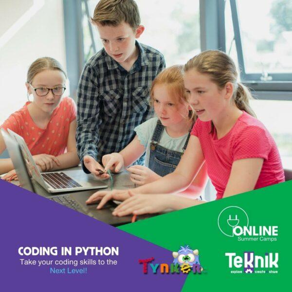 Coding in Python 1