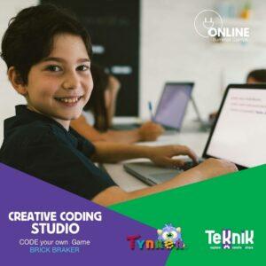 Creative coding Studio 1