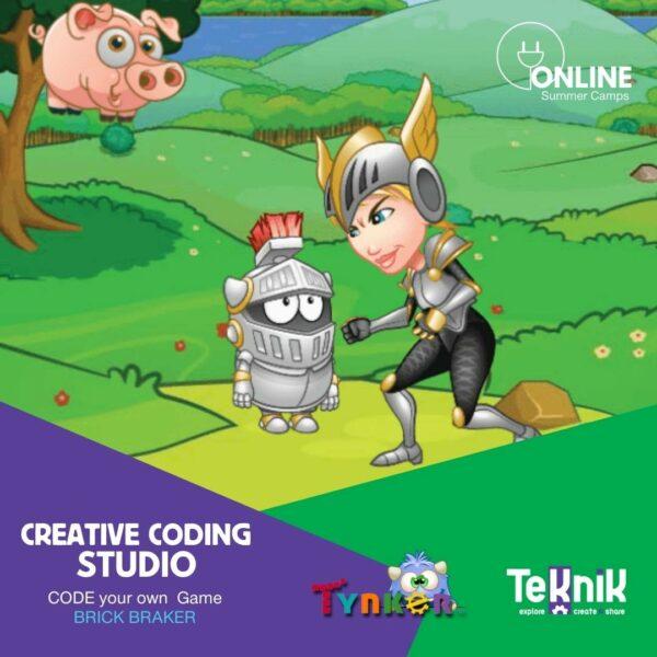 Creative coding Studio 2