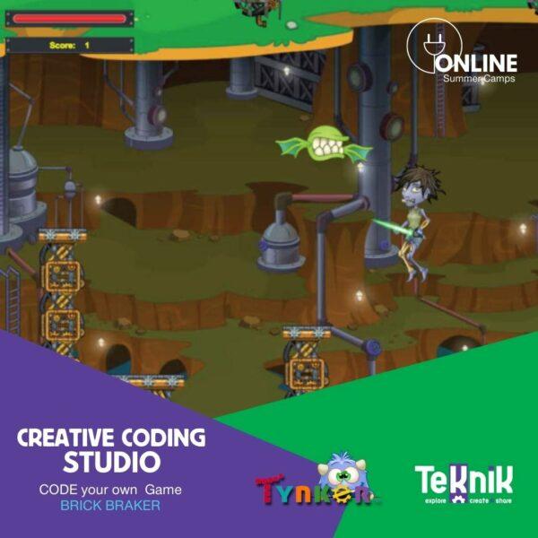 Creative coding Studio 3