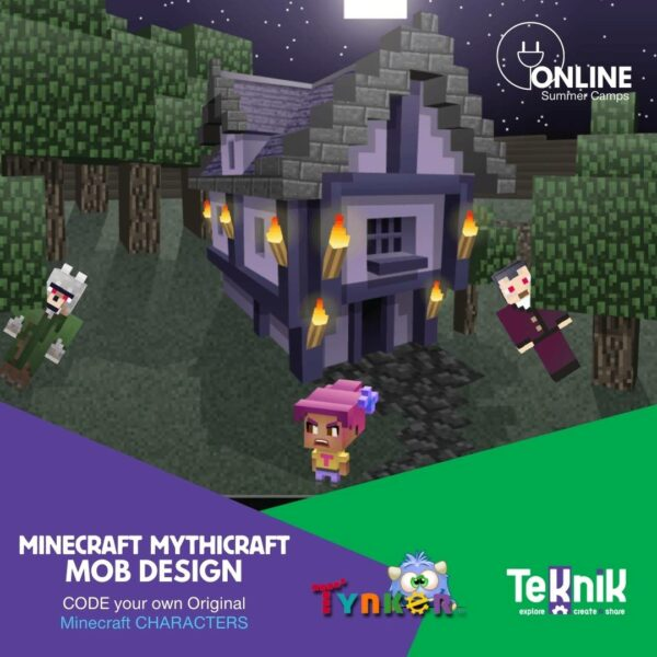 Minecraft Mythicraft 2