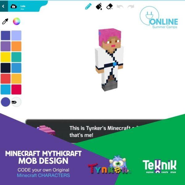 Minecraft Mythicraft 3