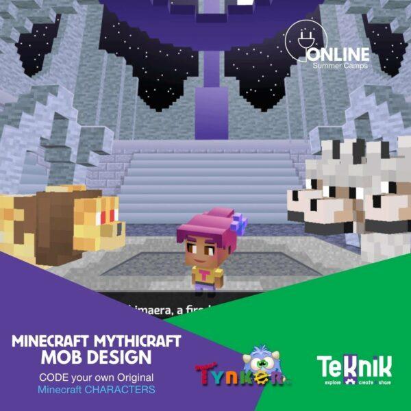 Minecraft Mythicraft 4