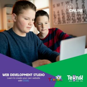 Web development studio 1